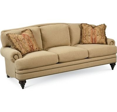 Thomasville Westport Sofa S103 01 Brompton Hall Collection 87 X38 X37 H Nails Front Top