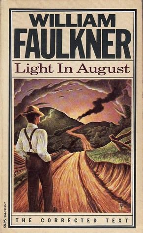 DB 20001 Light in August by Williams Faulkner