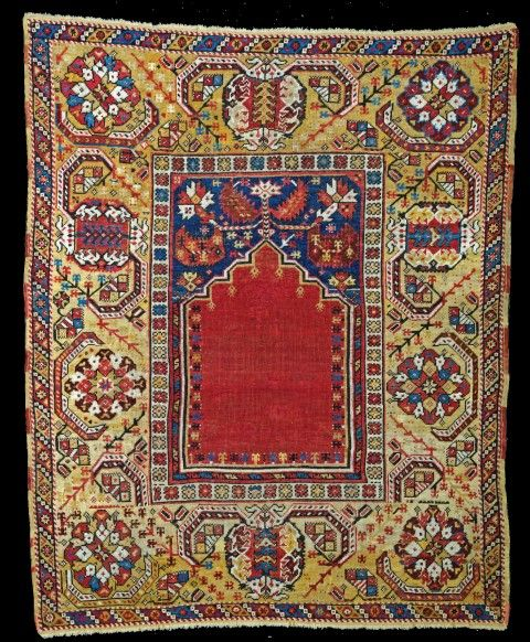 Jerusalem Prayer Rug: 162 Best Items And History From The Islamic World Images
