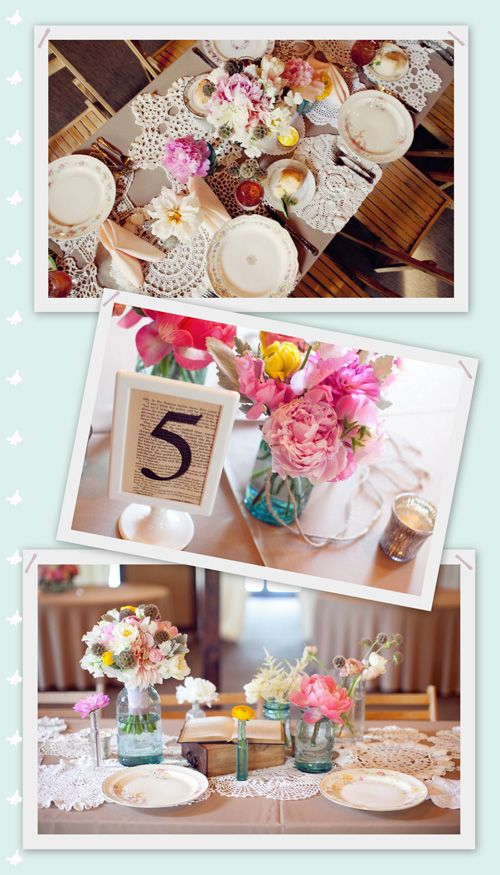 ColorsCenterpieces Ideas, Wedding Tables, Tables Sets, Spring Country Wedding, Best Wedding Ideas, Tables Runners, Tables Numbers, Wedding Centerpieces, Tables Decor