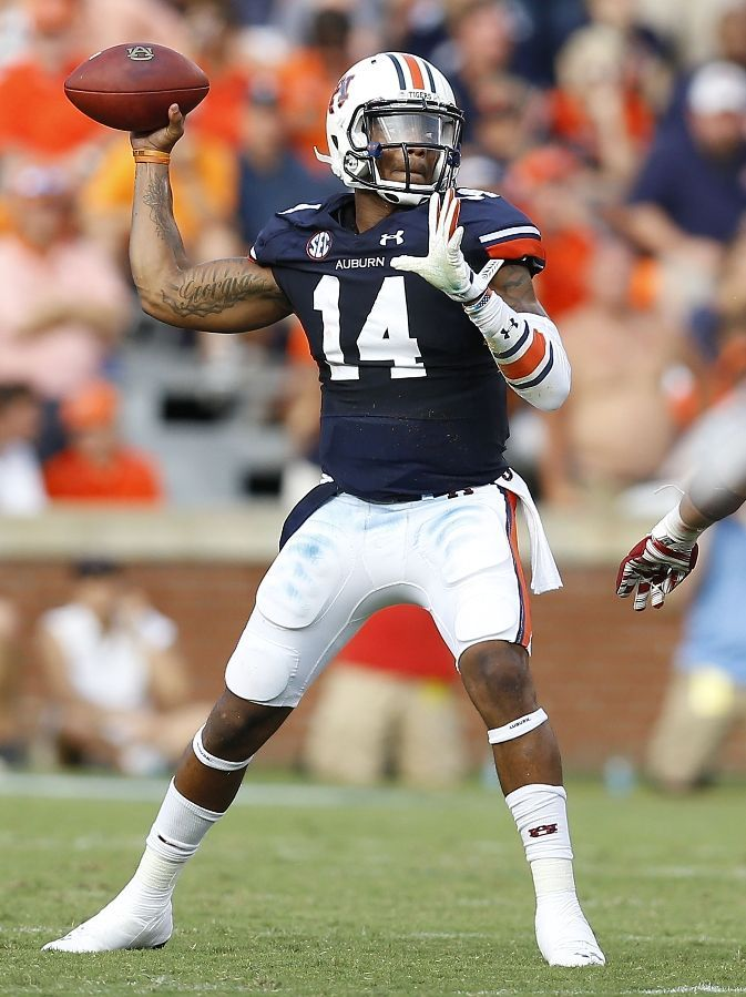 Auburn Football - Tigers Photos - ESPN AUBURN, AL - AUGUST ...