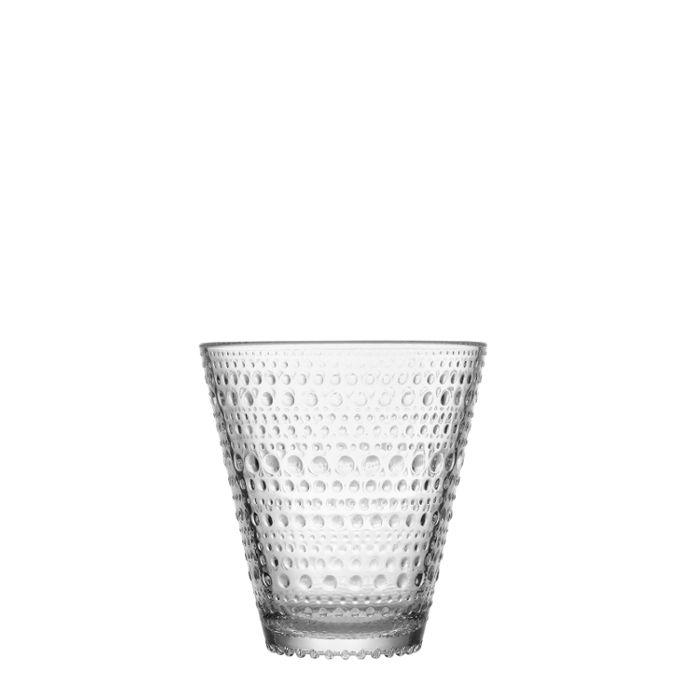 Iittala Kastehelmi Trinkglas 2er Set Klar