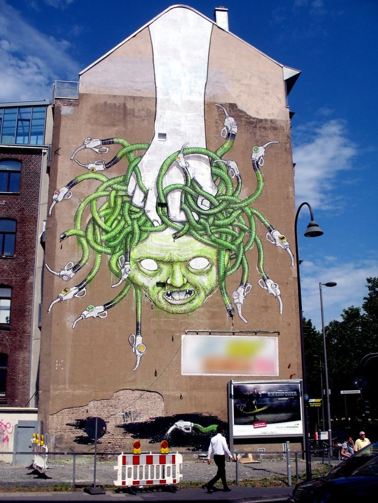 STREET ART UTOPIA » We declare the world as our canvasstreet_art_blu_22 » STREET ART UTOPIA