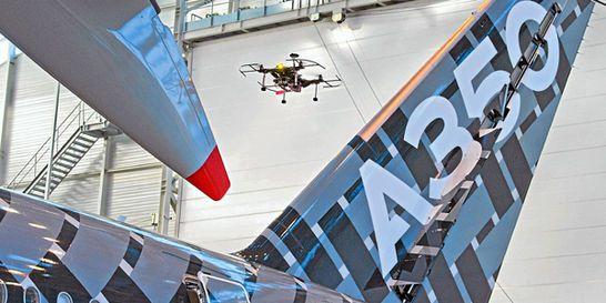 La apuesta de la compañía aeronáutica Airbus es la innovación con tecnología de punta.