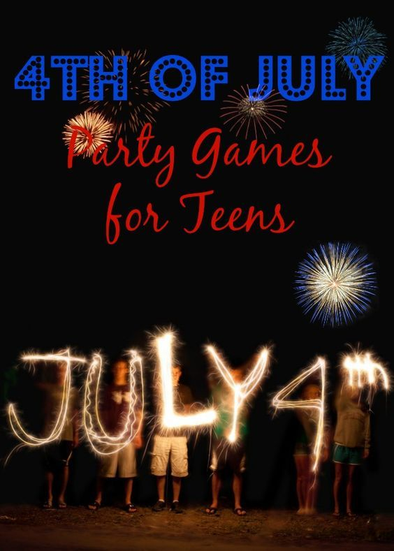 Planning a patriotic bash? Check out our favorite 4th of July party games for teens to keep everyone having a blast until the big fireworks display!