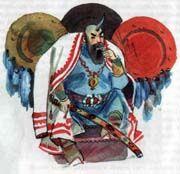 Духовная история башкирского народа. Мифологическое мировоззрение