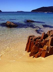 Port Stephens beach, Australia