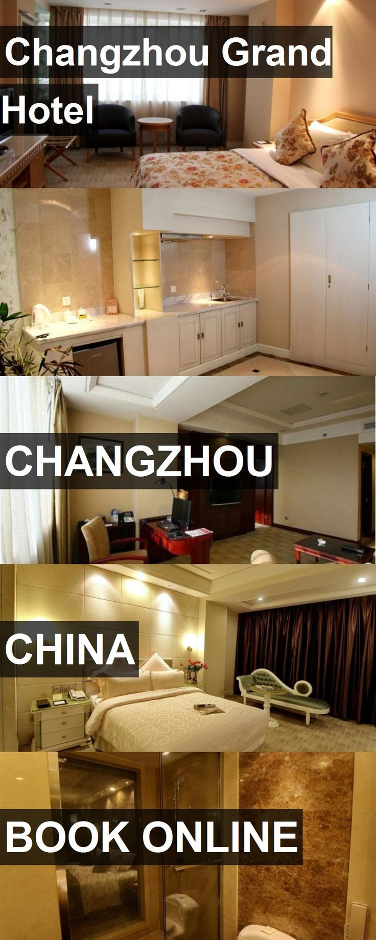 Hotel Changzhou Grand Hotel in Changzhou, China. For more information, photos, reviews and best prices please follow the link. #China #Changzhou #ChangzhouGrandHotel #hotel #travel #vacation