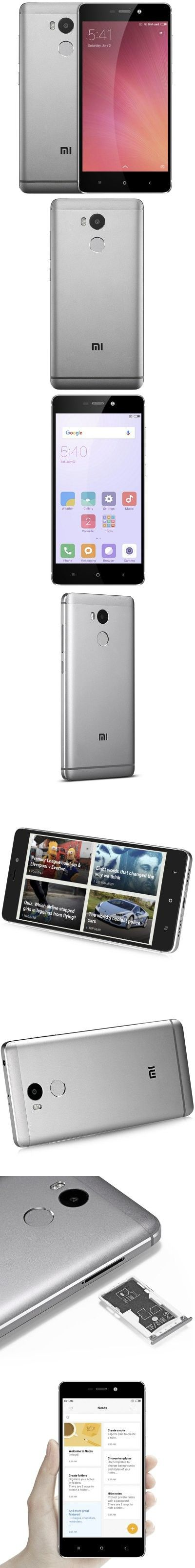 Xiaomi Redmi 4 4G Smartphone HK WAREHOUSE-$171.68