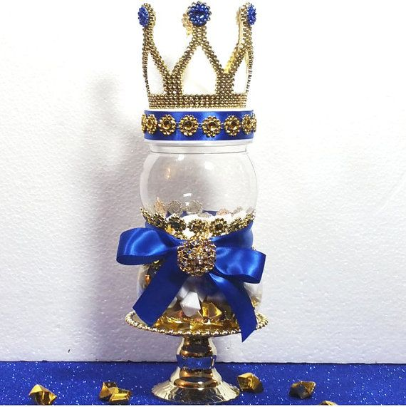 Best royal blue gold baby shower images on pinterest