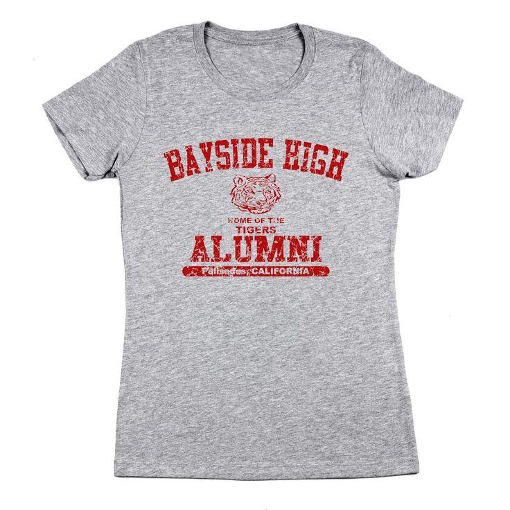 Bayside High Alumni Women's Jr Fit T-Shirt