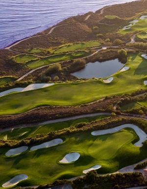 Trump National Golf Club - Rancho Palos Verdes, CA :  Visit http://www.ezlinks.com/california for discount tee times in California.