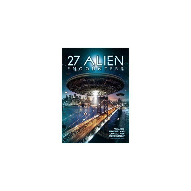27 Alien Encounters (Dvd)