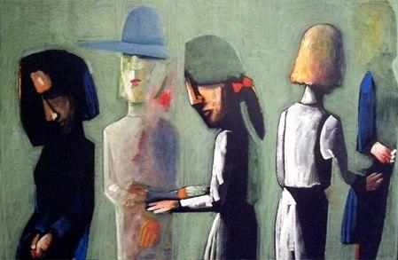 Blackman - Richard J Oliver Fine Arts