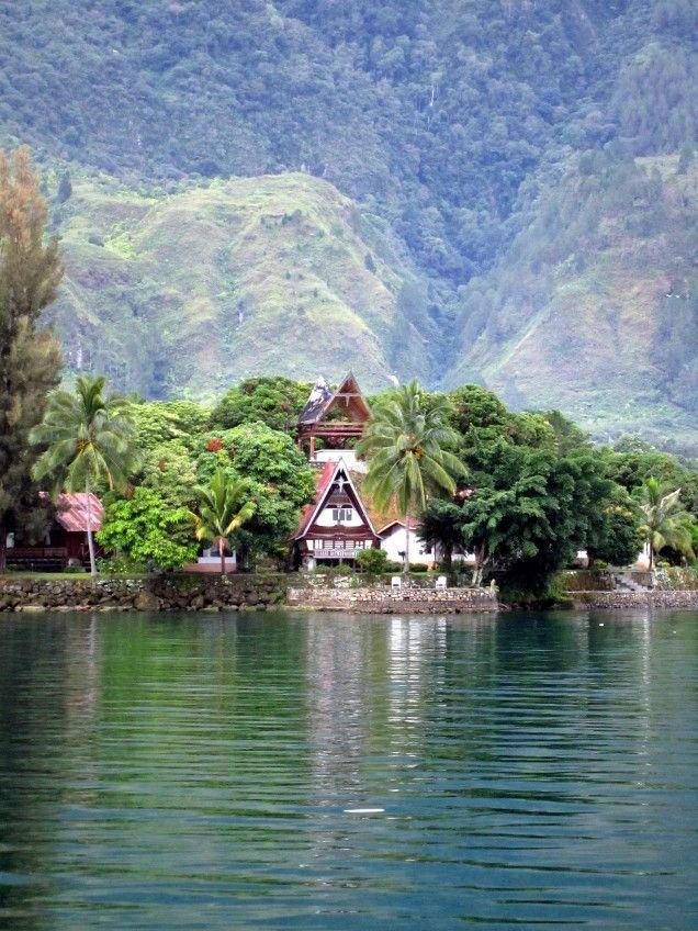 Samosir (Tuk Tuk) - Tobameer, Indonesië