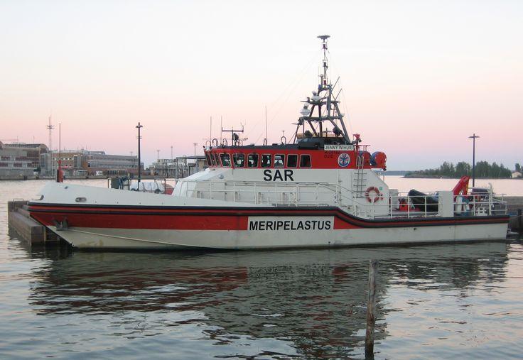 "Helsinki - Seenotrettungskreuzer ""Jenny Wihuri"""