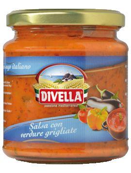 Clear Label --- Divella Salsa