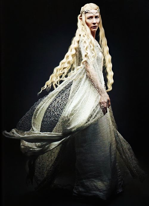 Cate Blanchett as Galadriel | Lord of the Rings