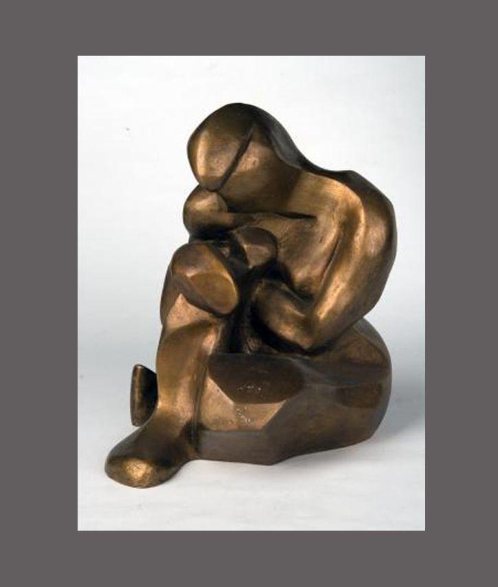 """Katarzyna Kobro """"Akt"""" / 1948"""