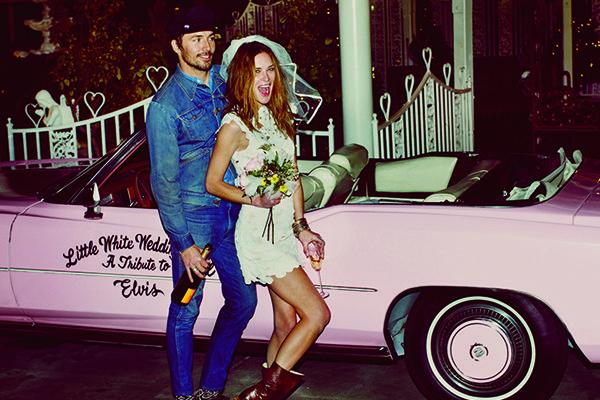Lara wasson wedding