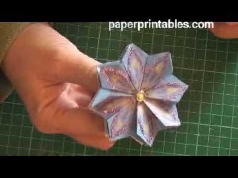 How to fold a tea bag (method 3) tutorial
