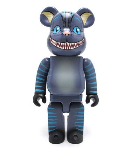 400% Bearbrick Cheshire Cat - I want!!!!!!