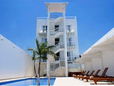 Hotel Terracaribe Hoteles Economico en  Cancun, cerca de Gran Puerto, Zona Hotelera y Centro de Cancún