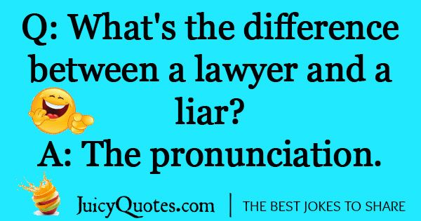 Funny Lawyer Joke -24