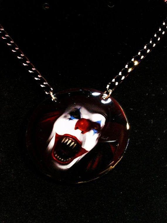 Penny Wise the clown necklace $10.00