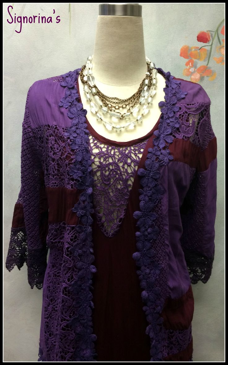 purple mother of the bride outfit plus size