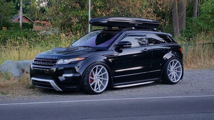 Bagged Range Rover Evoque - 6SpeedOnline - Porsche Forum and Luxury Car Resource