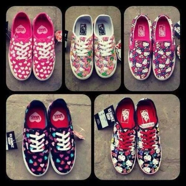 vans hello kitty shoes - Поиск в Google