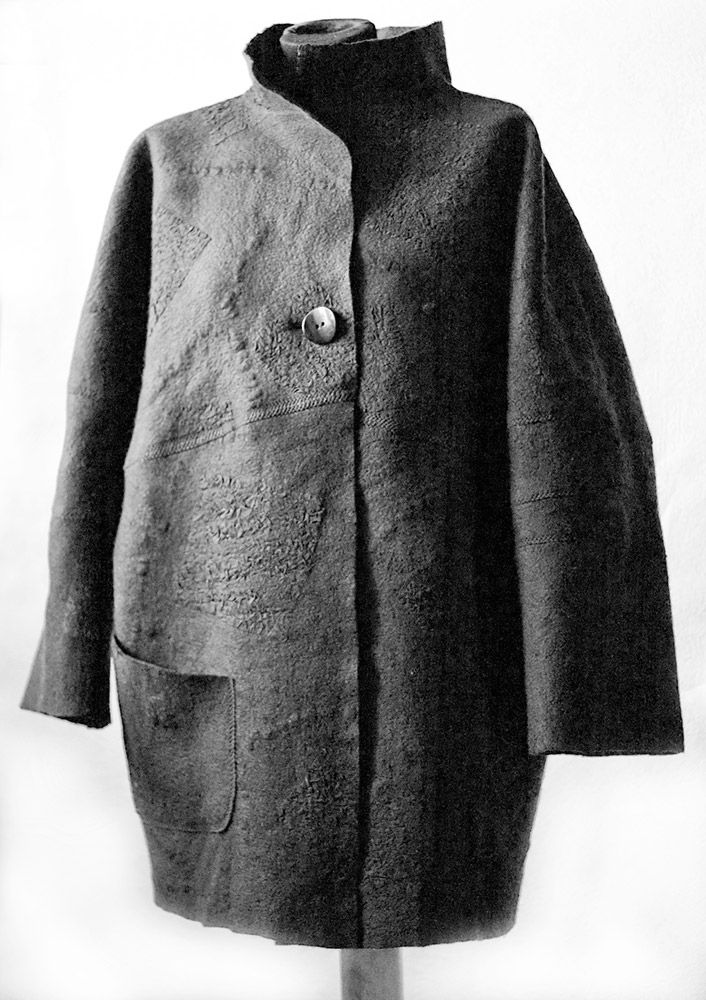Julia Romanova - Antrazit jacket