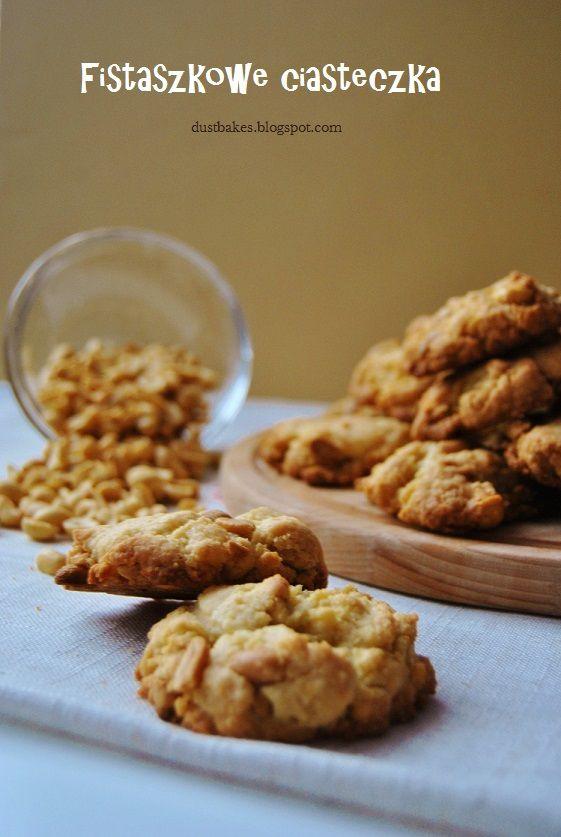 Fistaszkowe ciasteczka