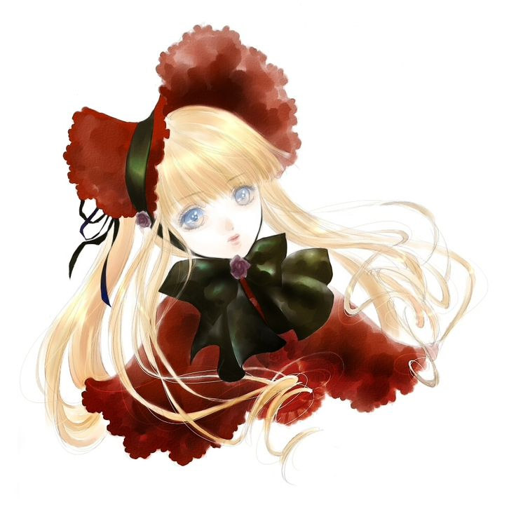 Tags: Rozen Maiden, Shinku