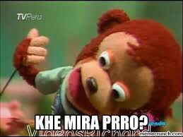 Que mira perro - Pedro el mono memes