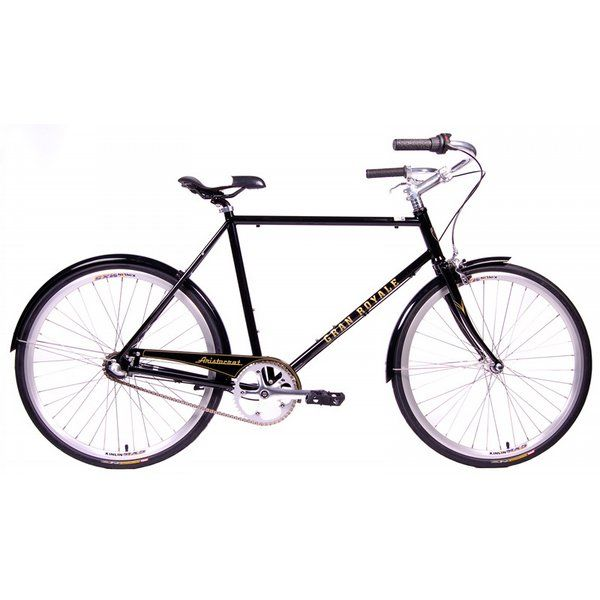 Gran Royale Aristocrat Commuter Bike 58CM.