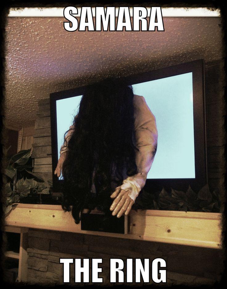 Bloody Mary Mirror Halloween Prop