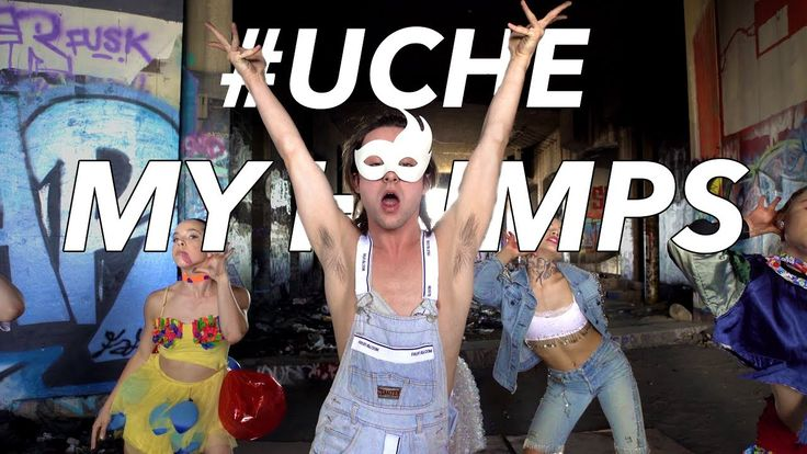 MY HUMPS - @FERGIE - Janelle Ginestra & WilldaBEAST Adams - FEAT #UCHE |...