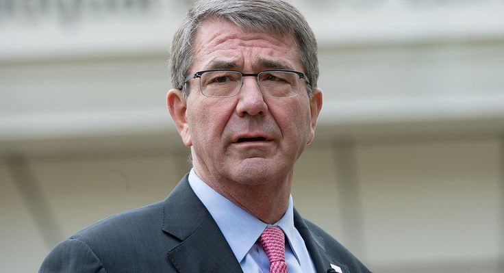 USA: Ash Carter.  Since February 17, 2015.