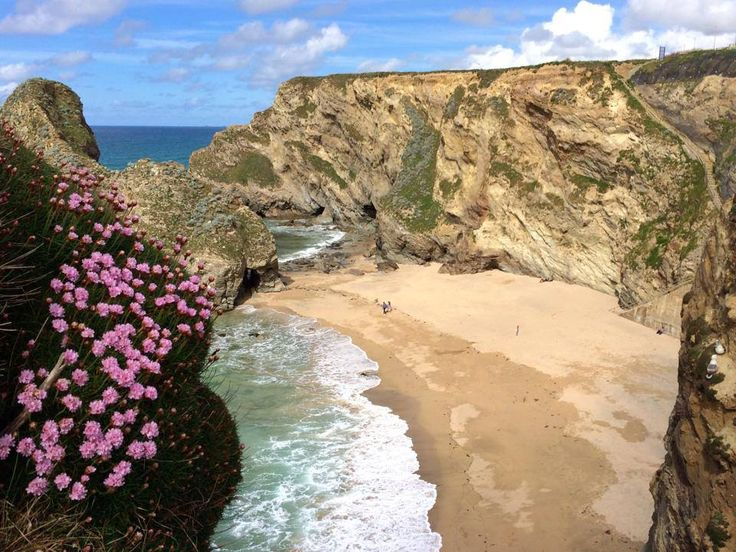 Whipsiderry Beach, Newquay, Cornwall