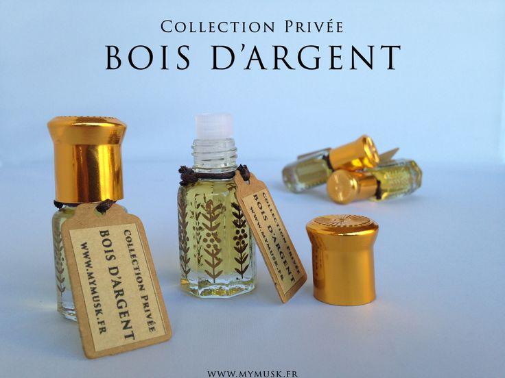 Collection Privée - Bois d'Argent (Dior)  Générique du célèbre parfum Collection Privée de Dior - Bois d'Argent de première qualité.    Note de Tête : Oliban, Iris Absolu Note de Coeur : Patchouli d'Indonésie Note de Fond : Miel, Cuir du Sahara  Ce parfum n'est ni une copie ni une contrefaçon.  #BoisDargent #CollectionPrivee #Dior #mymusk #musc #parfum #bda #perfume