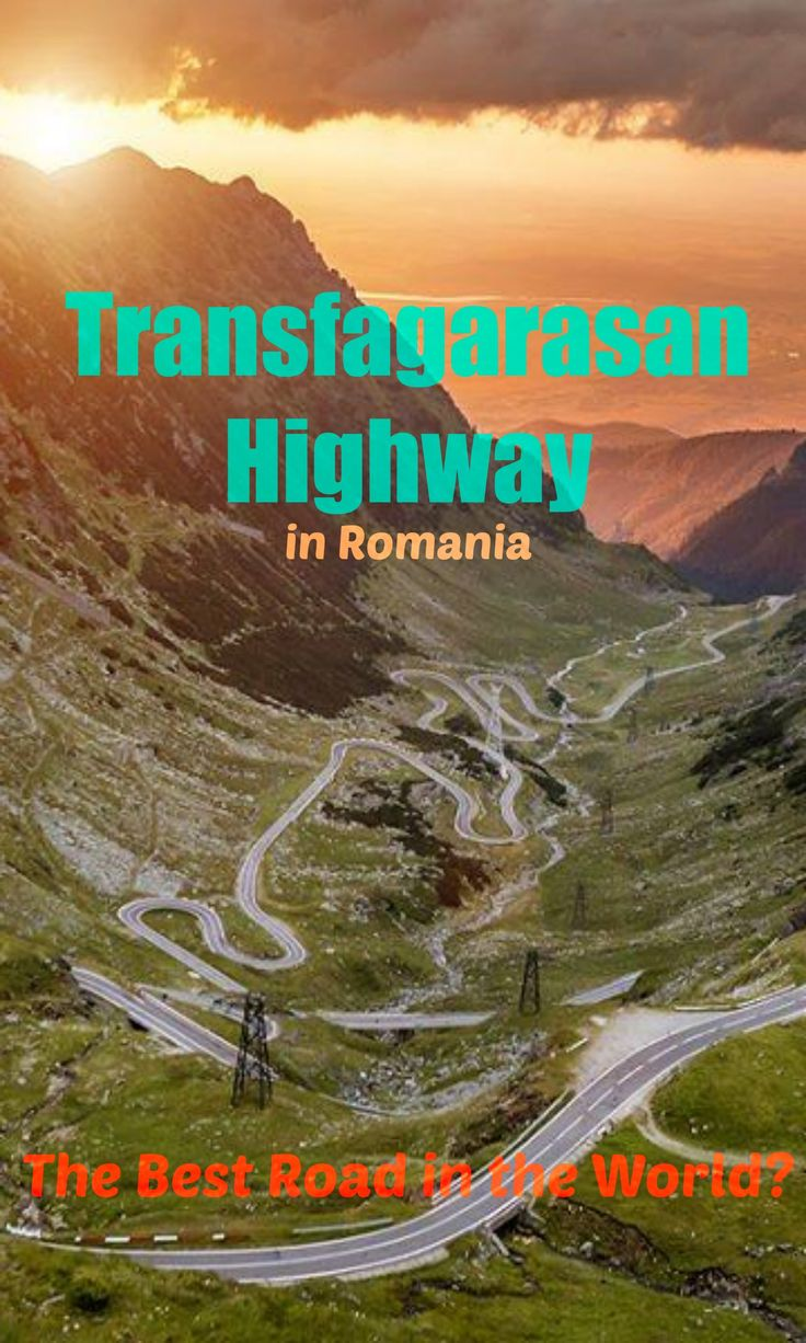 Driving on Transfagarasan Highway in Romania – The Best Road in the World