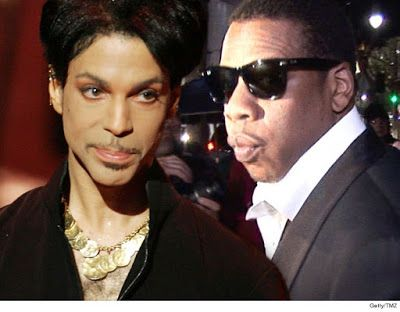 Trend with Laura: Prince record Label sues Jay Z