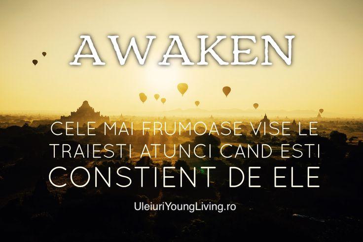 Ulei esential AWAKEN – uleiuri esentiale amestec - Uleiuri Esentiale Young Living
