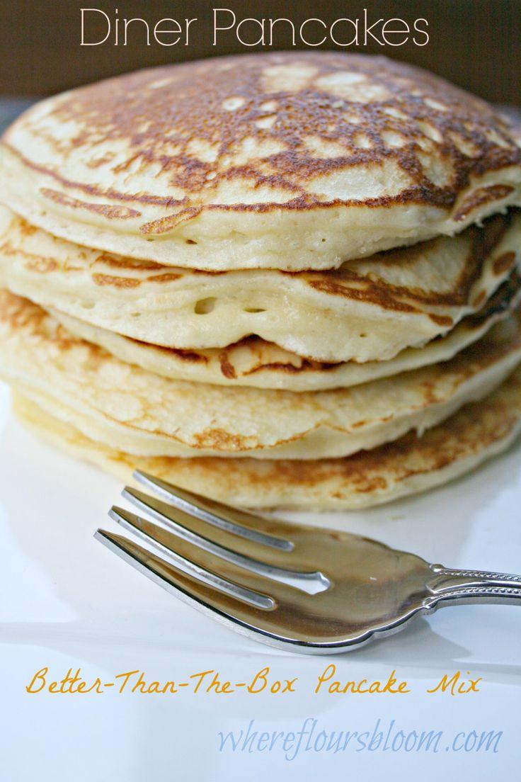 diner pancakes