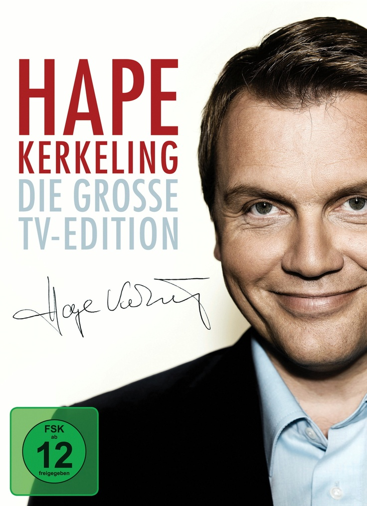 HaPe Kerkeling, german actor, comedian and author, born 9.12.1964