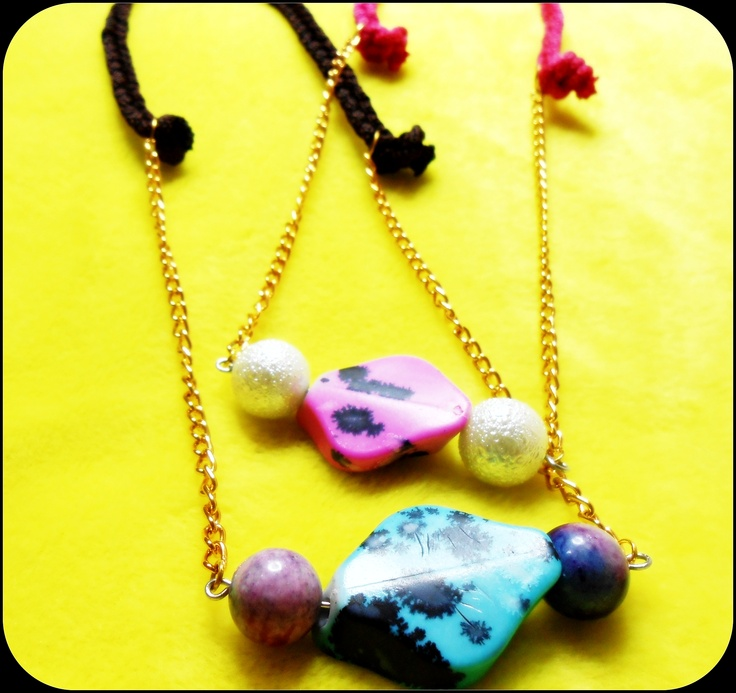 simple necklace season! IDR 25000