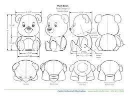 Bear Design Specification sheet