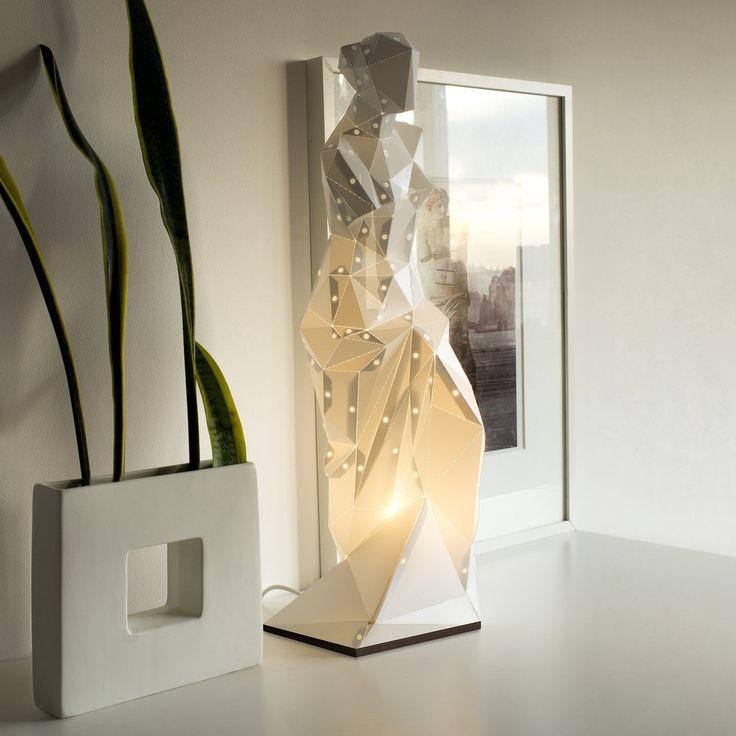 Aphrodite Light TableLamp FloorLamp Pop Object - STUDIO POP OBJECT